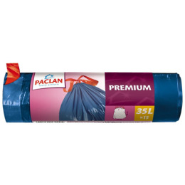 "Paclan мешки для мусора ""Premium"" 35 л"