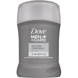 """Dove антиперспирант для мужчин """"Заряд серебра"""" стик, 50 мл"""