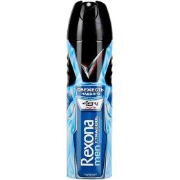 "Rexona антиперспирант для мужчин ""Ледяная свежесть"" спрей, 150 мл"