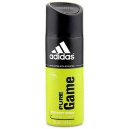 """Adidas дезодорант для мужчин """"Pure Game"""" спрей, 150 мл"""