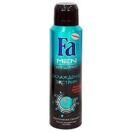 "Fa men дезодорант  для мужчин ""Xstream Cool"" спрей, 150 мл"