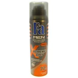 """Fa men антиперспирант для мужчин """"Xtreme Dry"""" аэрозоль, 150 мл"""