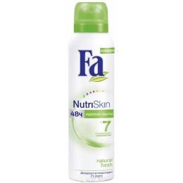 """Fa дезодорант-антиперспирант для женщин """"Природная свежесть. Белый чай"""" аэрозоль, 150 мл"""