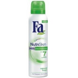 "Fa антиперспирант для женщин ""Natural & Fresh. Свежесть Жасмина"" аэрозоль, 150 мл"