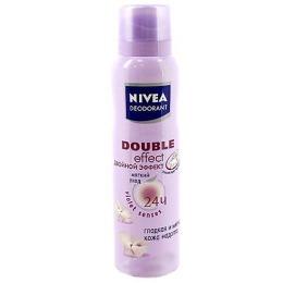 """Nivea антиперспирант для женщин """"Двойной Эффект Виолет Сенсес"""" спрей, 150 мл"""