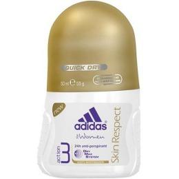 "Adidas антиперспирант для женщин ""Dry Skin"" ролик, 50 мл"