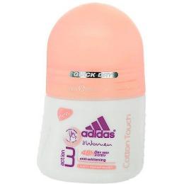 "Adidas антиперспирант для женщин ""Dry Max System Cotton Touch"" ролик, 50 мл"