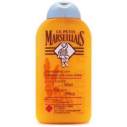 """Le Petit Marseillais шампунь """"Молочко карите и мед"""" для сухих волос, 250 мл"""