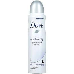 "Dove антиперспирант для женщин ""Невидимый"" аэрозоль, 150 мл"