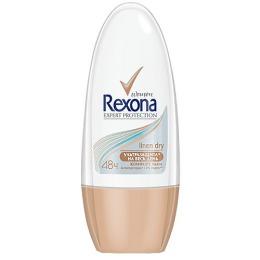 "Rexona антиперспирант для женщин ""Комфорт льна"" ролик, 50 мл"