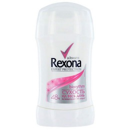 "Rexona антиперспирант для женщин ""Биоритм"" карандаш, 40 мл"