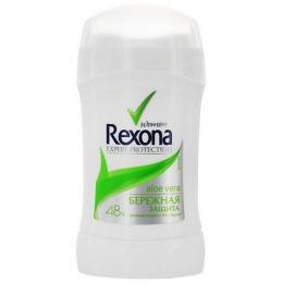 "Rexona антиперспирант для женщин ""Алоэ вера"" стик, 40 мл"