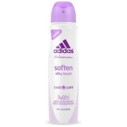 "Adidas антиперспирант для женщин ""Cool & Care Soften"" спрей, 150 мл"