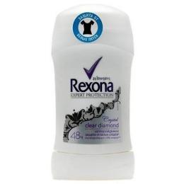 "Rexona антиперспирант для женщин ""Чистый бриллиант"" стик, 40 мл"