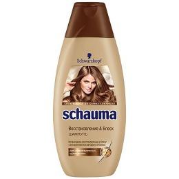 """Schauma шампунь """"Восстановление"""" для поврежденных и сухих волос, 380 мл"""