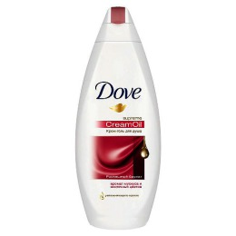 """Dove крем-гель для душа """"Роскошный бархат"""", 250 мл"""