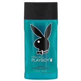 """PlayBoy гель для душа и шампунь """"Fresh Ibiza"""" мужской, 250 мл"""