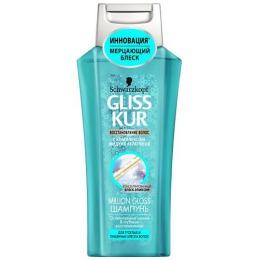 "Gliss Kur Шампунь ""Million Gloss"", 250мл"