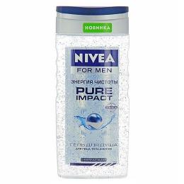 """Nivea гель для душа """"Энергия чистоты"""", 250 мл"""