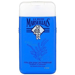 "Le Petit Marseillais гель для душа ""Сосна и морские водоросли"", 250 мл"
