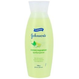 """Johnson`s гель для душа """"Свежие ощущения Пробуждение с ароматом зеленого чая и бергамота"""", 250 мл"""