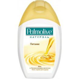 """Palmolive гель для душа """"Питание мед и увлажняющее молочко"""", 250 мл"""