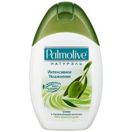 """Palmolive гель для душа """"Интенсивное увлажнение"""" олива и увлажняющее молочко"""