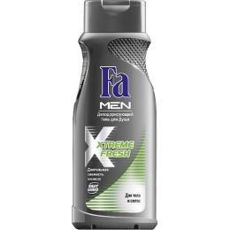 "Fa men гель для душа ""Xtreme Refresh 5"", 250 мл"