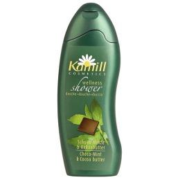 "Kamill гель для душа ""Wellness"" шоколадная мята с маслом какао, 250 мл"