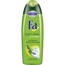 "Fa гель для душа ""Natural & Fresh Жасмин"", 250 мл"