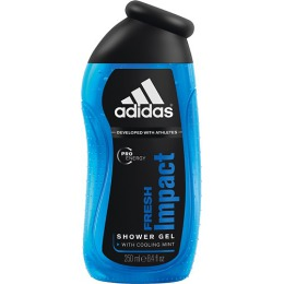 "Adidas гель для душа ""Fresh Impact"" для мужчин, 250 мл"