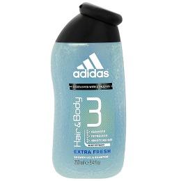 """Adidas гель для душа """"Extra Fresh"""" для мужчин"""