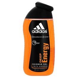"Adidas гель для душа ""Deep Energy"" для мужчин, 250 мл"