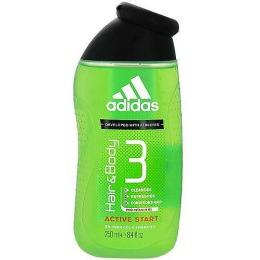 "Adidas гель для душа ""Active Start"" для мужчин, 250 мл"