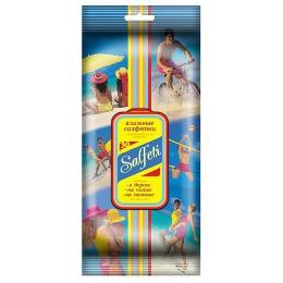 Salfeti салфетки влажные, 30 шт