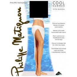 """Philippe Matignon колготки """"Cool Summer. Vita Bassa 8"""" Nero"""