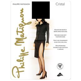 """Philippe Matignon колготки """"Cristal 30"""" Nero"""