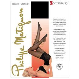 """Philippe Matignon колготки """"Revitalise 70"""" Nero"""