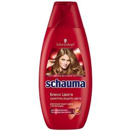 """Schauma шампунь """"Блеск цвета"""", 380 мл"""