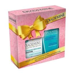 """Diademine набор """"Основная Программа"""" дневной крем + лосьон для снятия макияжа"""