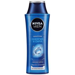 """Nivea шампунь для мужчин """"Энергия и сила"""" для нормальных волос"""