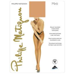"Philippe Matignon колготки ""Miro 15"" Playa Nature"