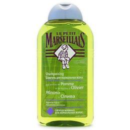"""Le Petit Marseillais шампунь """"Яблоко и олива"""" для нормальных волос, 250 мл"""