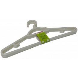 Бытпласт комплект вешалок, размер 48-50, 3 шт
