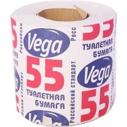 """Premial туалетная бумага """"Вега"""" 1 сорт, 1 рулон"""