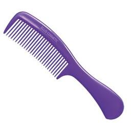 """Ellis Cosmetic расческа для волос """"RC 01V"""" с ручкой, фиолетовая"""