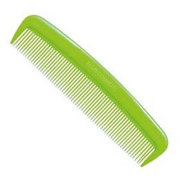 """Ellis Cosmetic расческа для волос """"RC 02G"""" карманная, зеленая"""