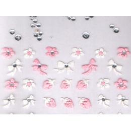 """Ellis Cosmetic наклейки для ногтей """"MW 06"""" 3D"""