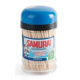 Samurai зубочистки бамбуковые, 280 шт