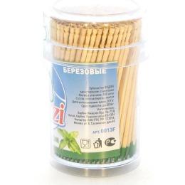Fudzi зубочистки березовые, 600 шт